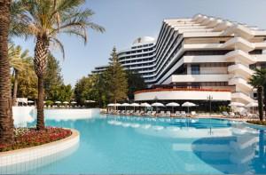 Hotell i turkiet med pool